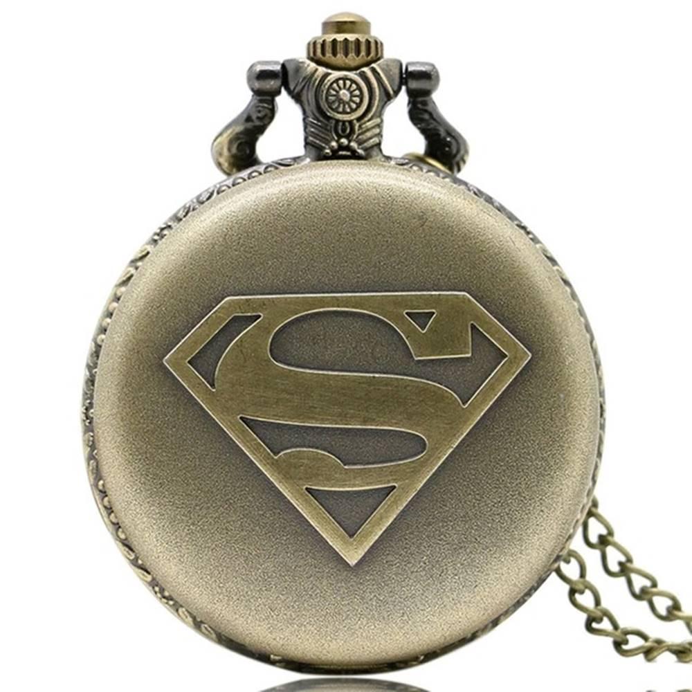 Izmael Vreckové Hodinky Superman