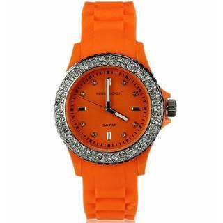 Hodinky Vivien-Oranžová