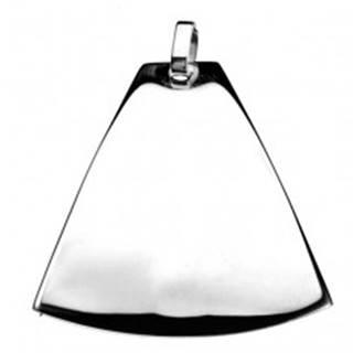 Prívesok z chirurgickej ocele - zaoblený zvon
