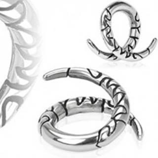 Expander rozťahovací s ornamentami z ocele - Hrúbka: 3 mm